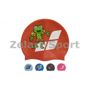 Шапочка для плавания детская AR-91233-20 MULTI JR CAP 06 ASS