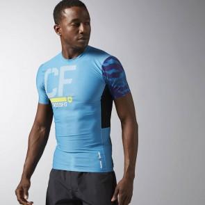 Компрессионная мужская футболка Reebok CrossFit AX8875