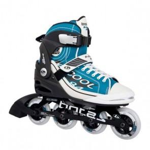 Роликовые коньки B-COOL 84 син/белые