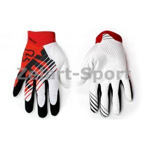 Кроссовые перчатки текстильные FOX BC-4828-2