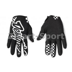 Кроссовые перчатки текстильные TLD BC-4830-2