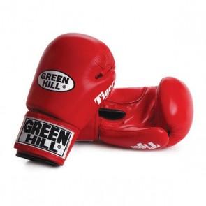 """Кожаные боксерские перчатки """"Tiger"""""""