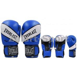 Перчатки боксерские PU ELAST BO-0221 SUPER-STAR