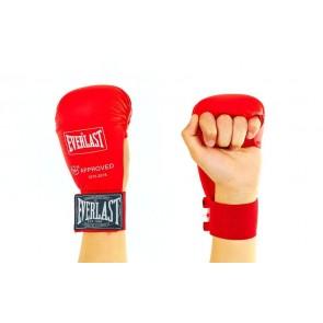 Накладки (перчатки) для карате PU ELAST BO-3956