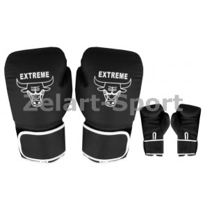 Перчатки боксерские PU EXTREME BO-3987EX