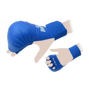 Накладки (перчатки) для карате PU DAEDO BO-5076-BL