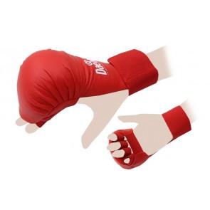 Накладки (перчатки) для карате PU DAEDO BO-5076-R