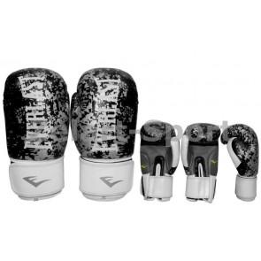 Перчатки боксерские Кожа ELAST BO-4227