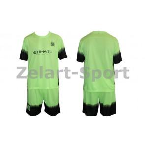 Форма футбольная детская CO-3900-MANC-2 MANCHESTER CITY резервная
