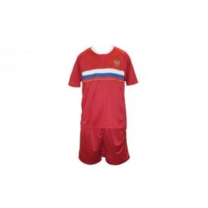 Футбольная форма с номером CO-2006-RUS Россия