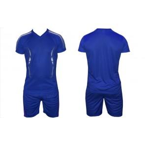 Футбольная форма без номера подростковая CO-3123-B