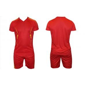 Футбольная форма без номера подростковая CO-3123-R