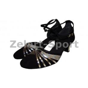 Обувь для танцев (латина женская) D201