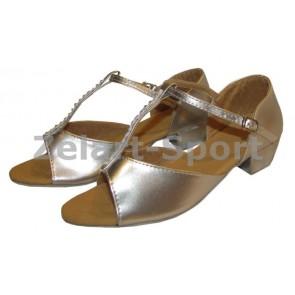 Обувь для танца (для девочек) латина D501