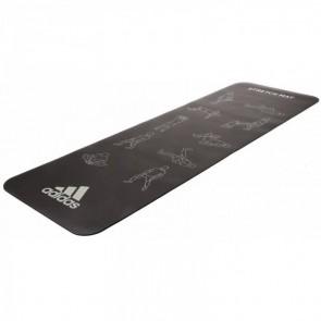 Гимнастический коврик Adidas 0,6см ADMT-12237