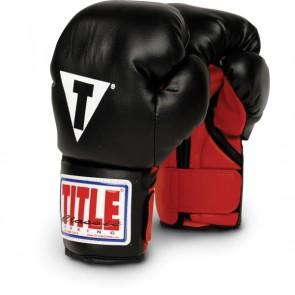 Детские боксерские перчатки TITLE Kid & Youth