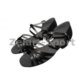 Обувь для танца (для девочек) латина ET7000-BK