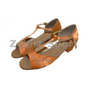 Обувь для танца (для девочек) латина ET7009-C