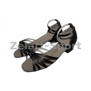 Обувь для танца (для девочек) латина ET7100-BK
