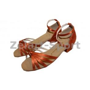 Обувь для танца (для девочек) латина ET7100-BZ