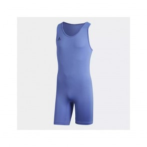 Костюм для тяжелой атлетики PowerLiftSuit Adidas CW5646 (синего цвета)