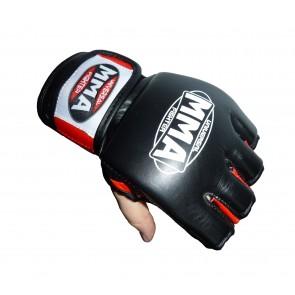 Перчатки MMA  FAITO RED