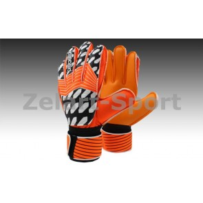 Перчатки вратарские с защитными вставками на пальцы FB-872-3 PREDATOR