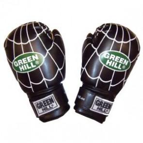"Боксерские перчатки Green Hill ""WEB"""