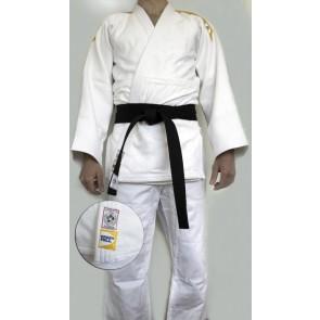 "Кимоно для дзюдо ""Professional"" IJF Green Hill (белое) 2015"