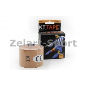 Кинезио тейп (Kinesio tape, KT Tape) эластичный пластырь KTTP-002981 ORIGINAL
