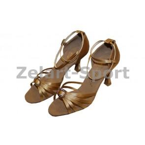 Обувь для танцев (латина женская) LD2041-BG