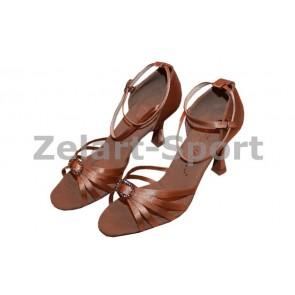 Обувь для танцев (латина женская) LD2041-BZ