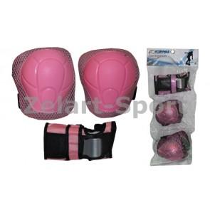 Защита спортивная наколенники, налокот., перчатки KEPAI LP-303P