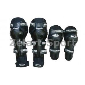 Комплект мотозащиты (наколенники, налокотники) AXO M-4575
