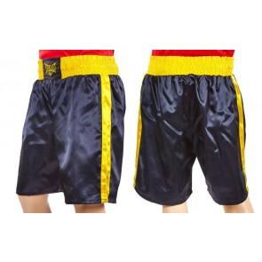 Трусы боксерские ELAST МА-6009-B