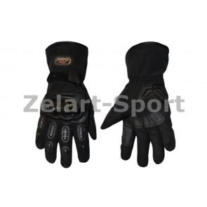 Мотоперчатки теплые текстильные MADBIKE MAD-15