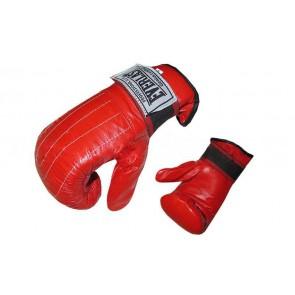 Снарядные перчатки (блинчики) Кожа ELAST VL-01012