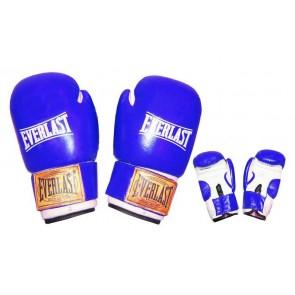 Боксерские перчатки ELAST VL-30121-L LION STAR