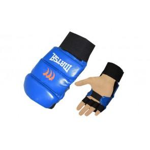 Накладки (перчатки) для карате Кожа MATSA MA-1804