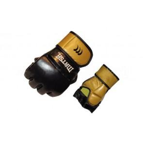 Перчатки для смешанных единоборств MMA Кожа MATSA ME-2010