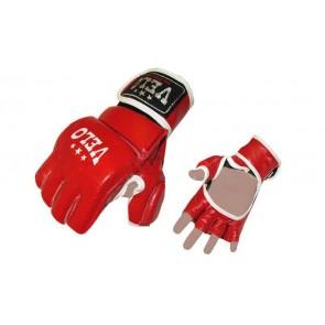 Перчатки для смешанных единоборств MMA Кожа VELO ULI-4015