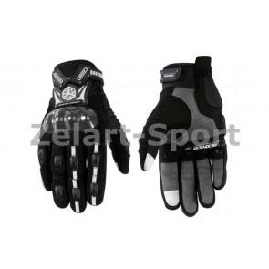 Мотоперчатки комбинированные SCOYCO MC20-BK