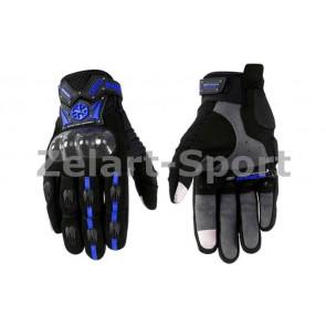 Мотоперчатки комбинированные SCOYCO MC20-BKB