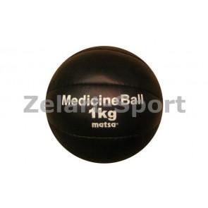 Мяч медицинский (медбол) MATSA ME-0241-1 1 кг