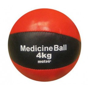 Мяч медицинский (медбол) MATSA ME-0241-4 4 кг