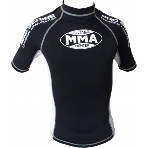 Футболка MMA  DRAGON WHITE