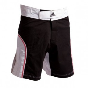 Шорты для MMA Adidas белые