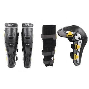 Мотозащита (колено, голень) 2шт Alpinestars MS-4821