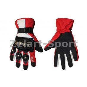 Мотоперчатки теплые текстильные PRO MADBIKE MS-4318