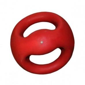 Мяч медицинский (медбол) с рукоятками MB6320P-4 4кг